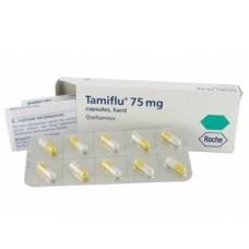 Tamiflu 75 mg Roche Brand