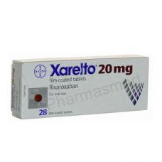 Xarelto (rivaroxaban) Bayer brand